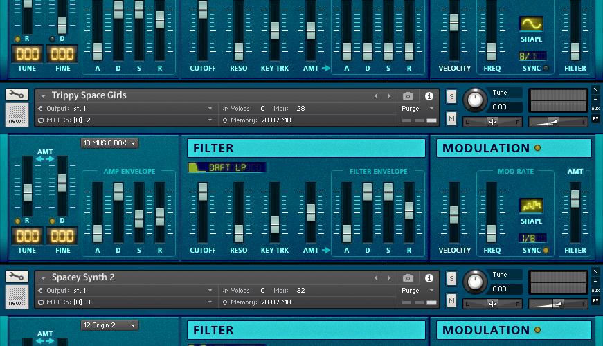 Synth Magic Micro Pod 1