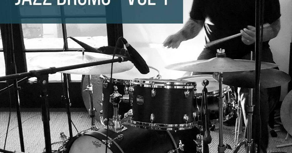 The Loop Loft Charles Ruggiero Jazz Drums Vol 1