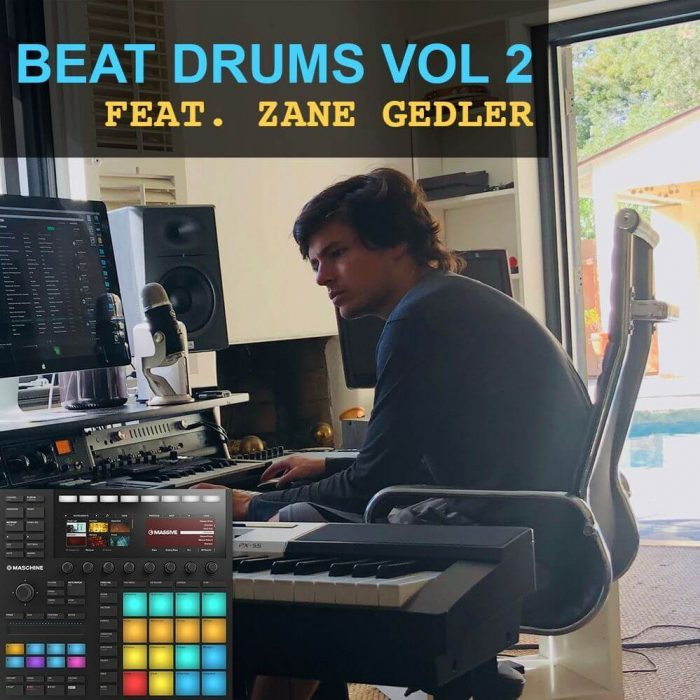 The Loop Loft Zane Gedler Beat Drums Vol 2