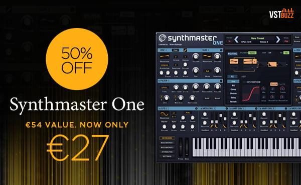 VST Buzz SynthMaster One