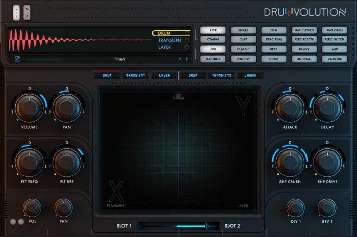 Wave Alchemy Drumvolution module 01