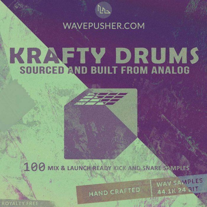 Wavepusher Krafty Drums