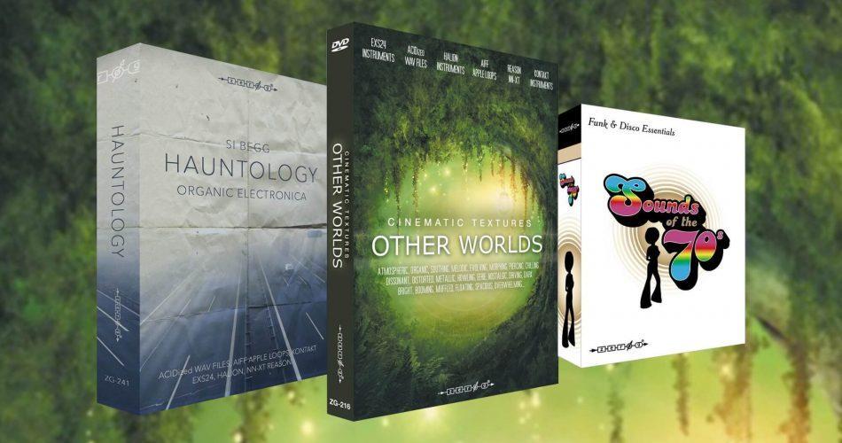 Zero G Hauntology, Other Worlds & 70s Complete