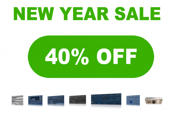 discoDSP New Year Sale
