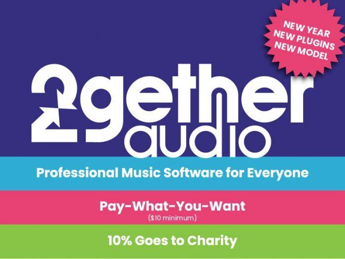 2getheraudio announcement