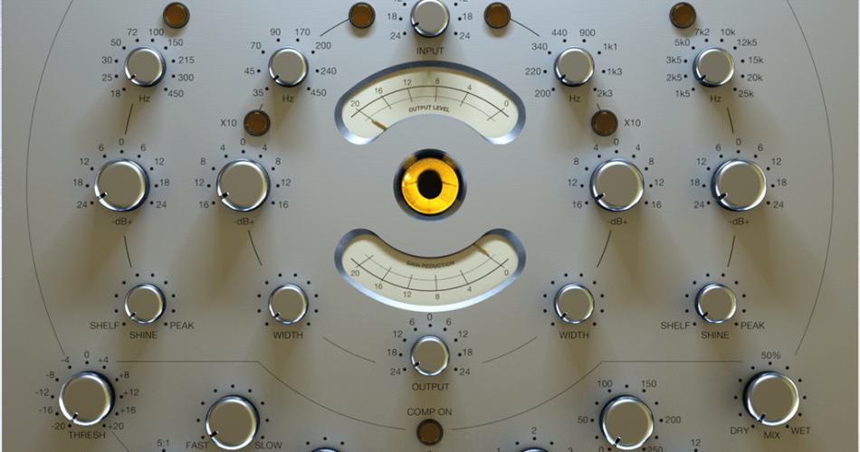 Acustica Audio Amber3