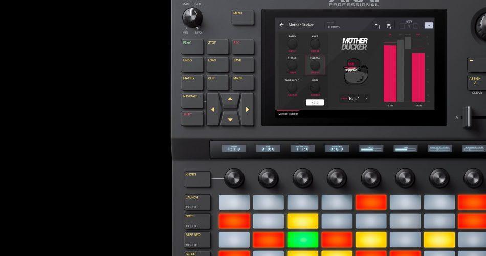 Akai Pro Force 301 firmware