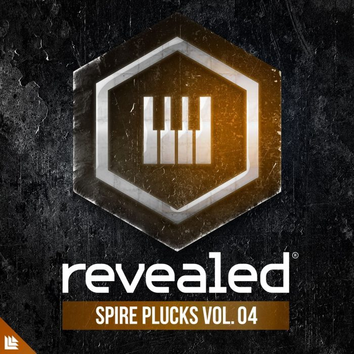 Alonso Sound Revealed Spire Plucks Vol 4