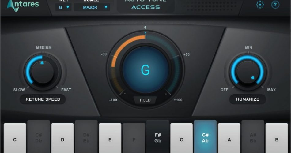 Antares Auto Tune Access