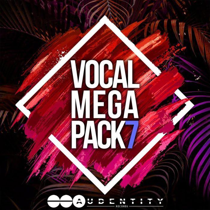 Audentity Records Vocal Megapack 7