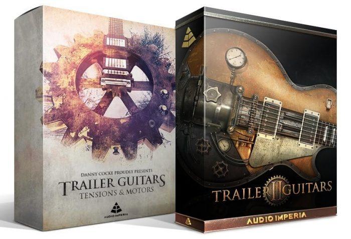 Audio Imperia Trailer Guitars