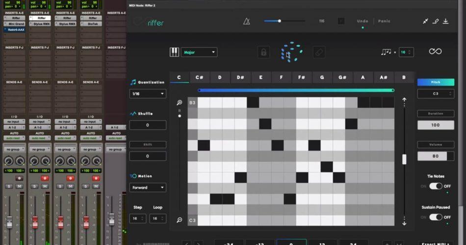 Audiomodern Riffer AAX