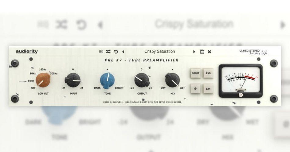Audiority PRE X7 1.1