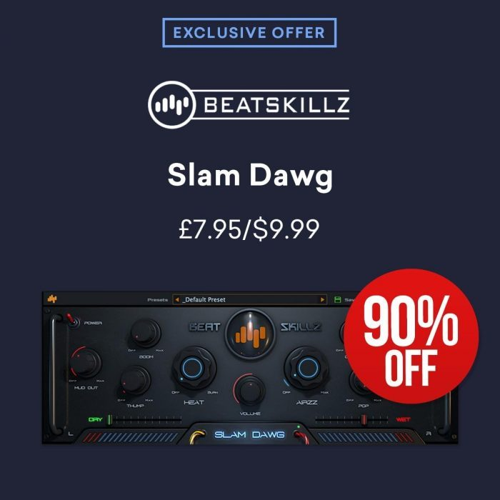 BeatSkillz Slam Dawg 90 OFF