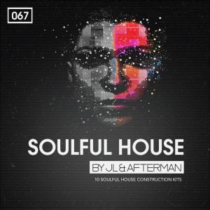 Soulful House by JL & Afterman and Ultimate Funk Collection by Stephane Deschezeaux