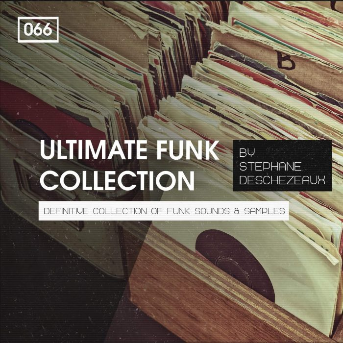 Bingoshakerz Ultimate Funk Collection by Stephane Deschezeaux