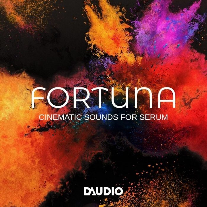 Diminished Audio Fortuna for Serum