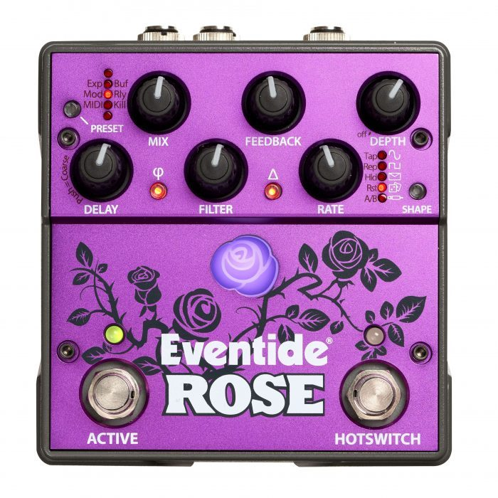 Eventide Audio Rose