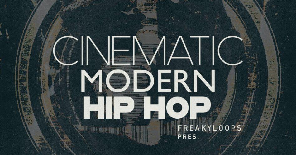 Freaky Loops Cinematic Modern Hip Hop