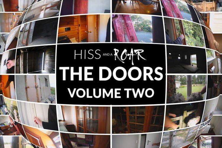HISS and a ROAR The Doors Vol 2