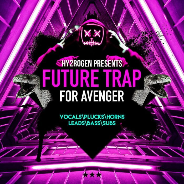 Hy2rogen Future Trap for Avenger