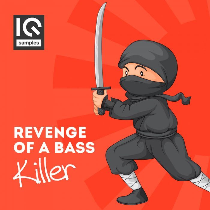 IQ Samples Revenge Of A Bass Killer