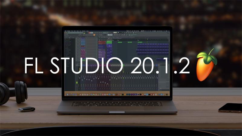 Image Line FL Studio 20.1.2