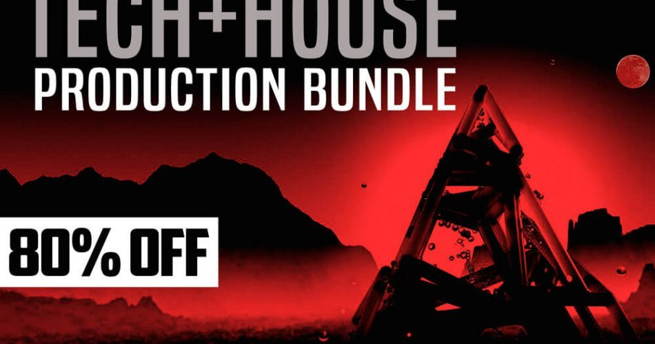 Industrial Strength Tech House Production Bundle