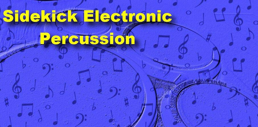 Les Productions Zvon Sidekick Electronic Percussion