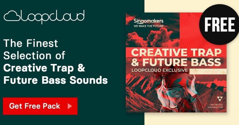 Loopcloud Singomakers Creative Trap & Future Bass