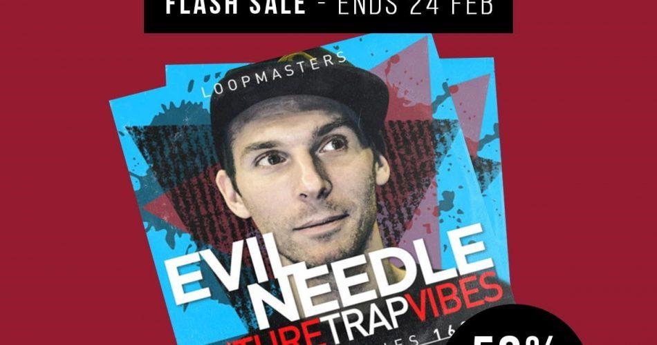 Loopmasters Evil Needle 50 OFF Sale