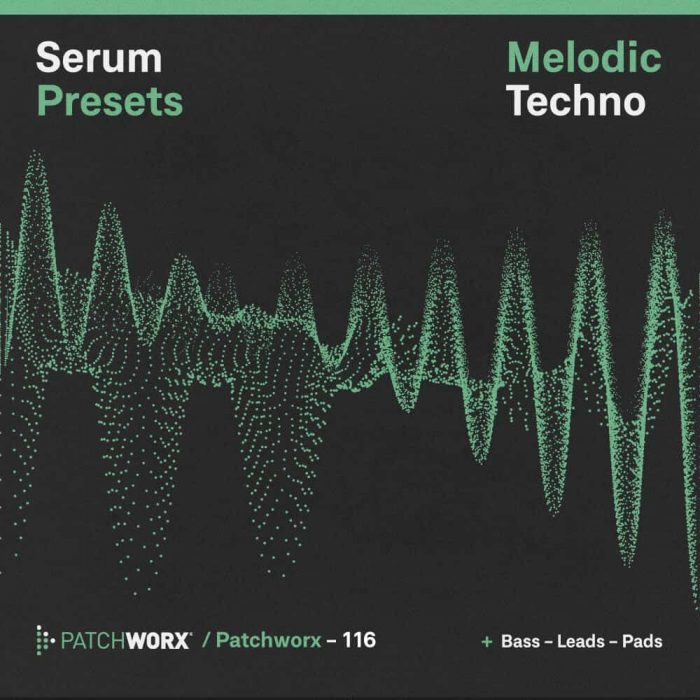 Loopmasters Melodic Techno Serum Presets