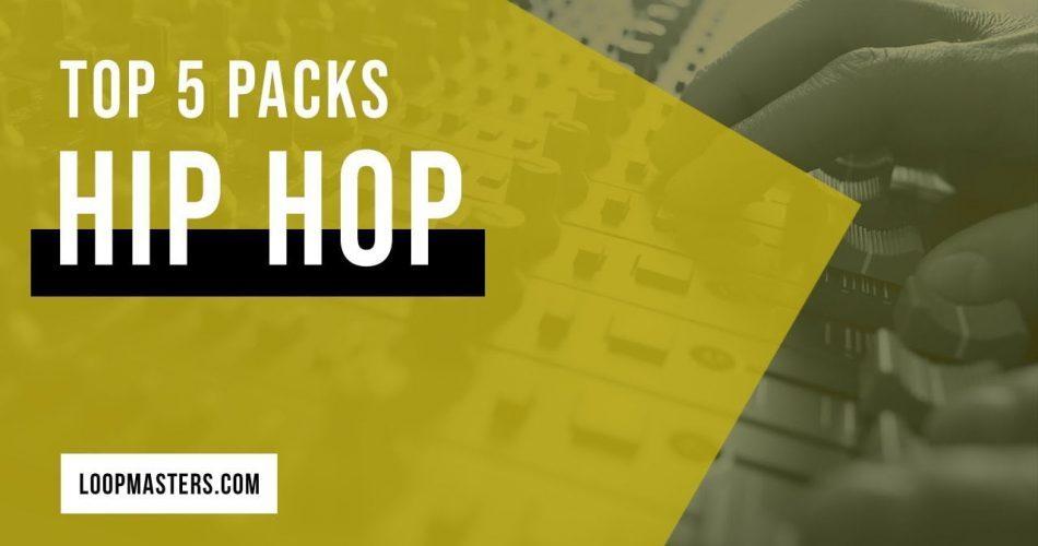 Loopmasters Top 5 Hip Hop Packs