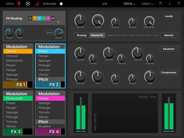 MoMinstruments Elastic FX 1.2