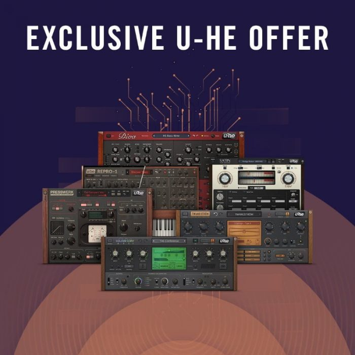 Native Instruments u he offer