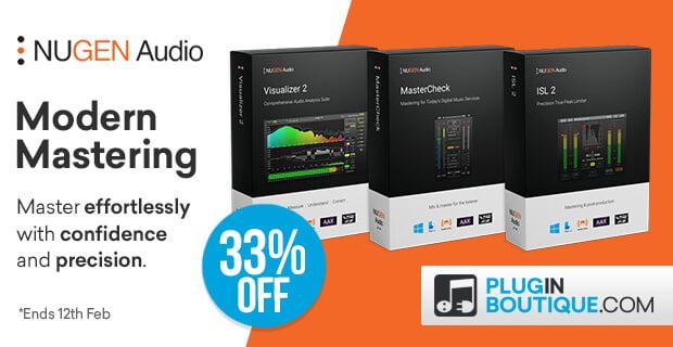 NugenAudio ModernMastering Sale