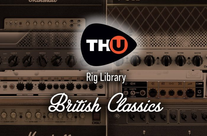 Overloud TH U British Classics