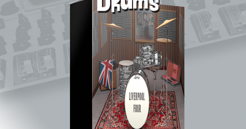 Past To Future Samples Liverpool Four Drums
