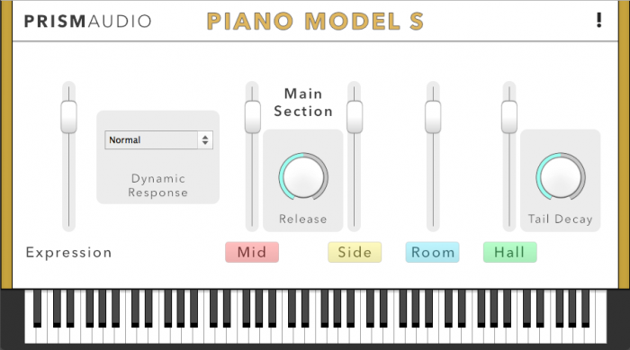 Prism Audio Model S