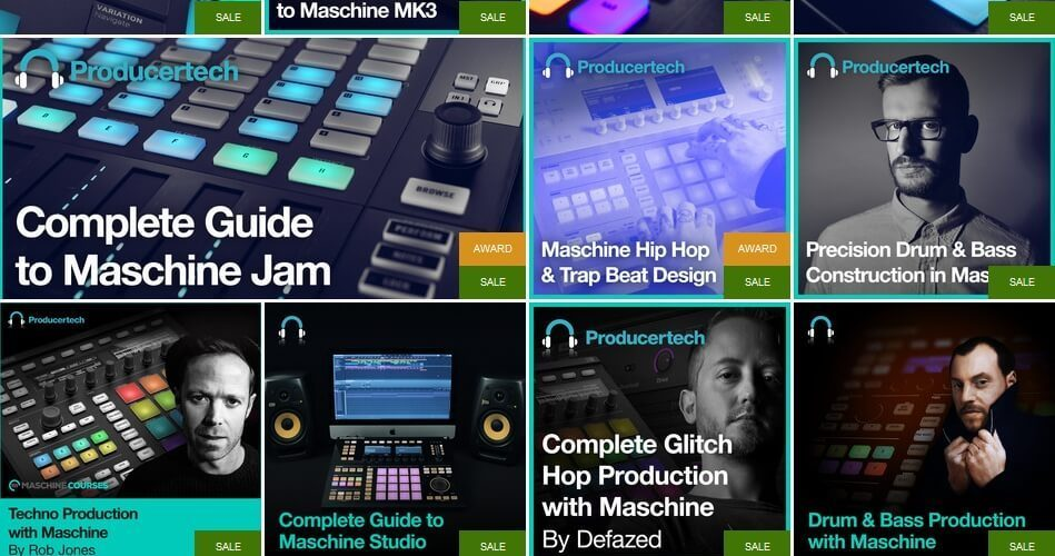 Producertech Maschine Sale