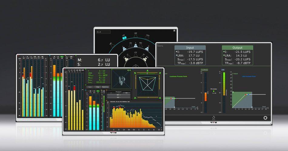 RTW Masterclass PlugIns