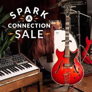 Reverb Spark a Connection Sale