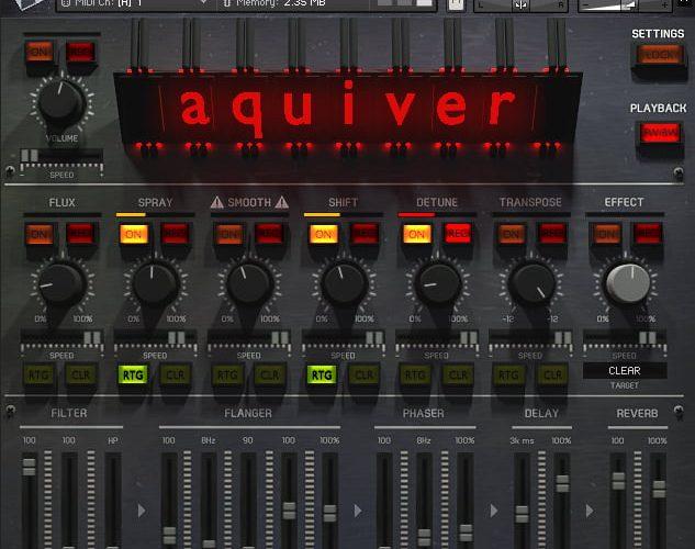 Rigid Audio Aquiver 1.1