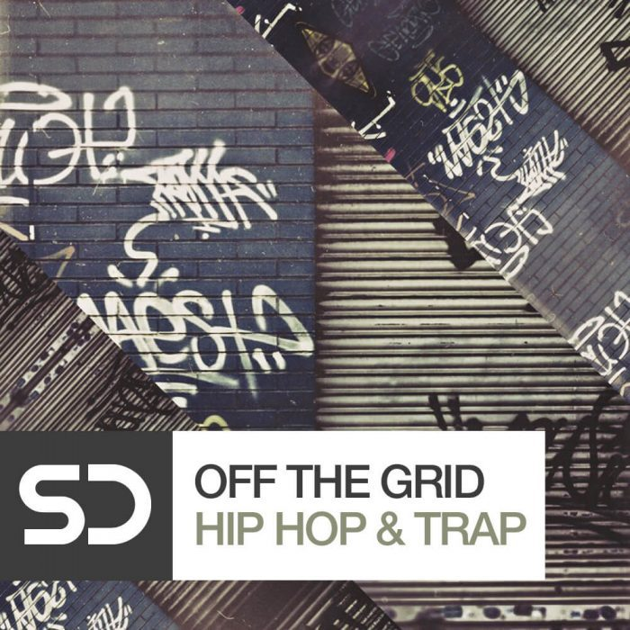 Sample Diggers Off The Grid Hip Hop & Trap