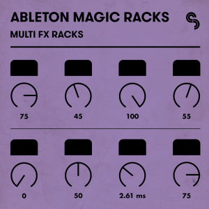 Sample Magic Ableton Magic Racks Multi FX Racks