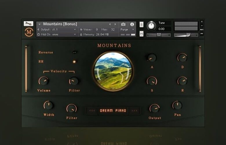 Sound Aesthetics Sampling Mountains