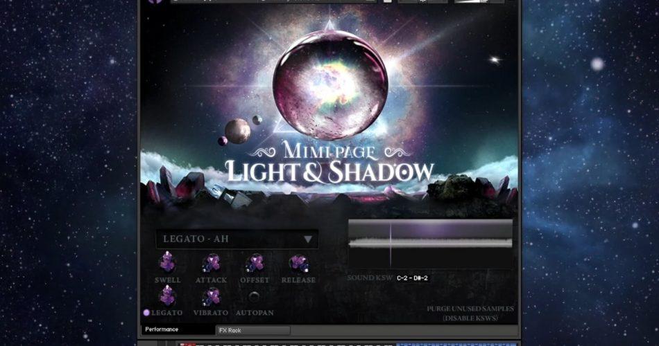 Soundiron Mimi Page Light & Shadow feat