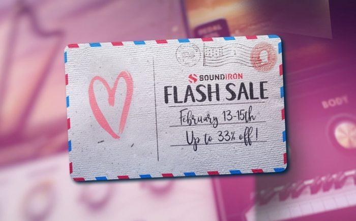 Soundiron Valentines Day Sale