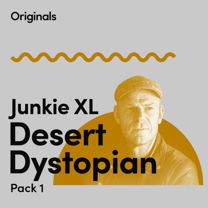 Sounds Junkie XL Desert Dystopion