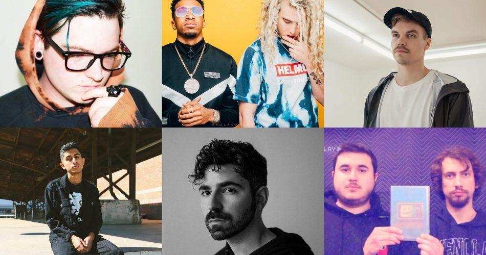 Splice Sounds Felix Cartal, SMLE, OG Parker & Deko, Dilip, Martin Wave and Mr
